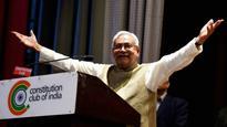 There should be no interference in functioning of Nalanda University: Nitish Kumar
