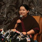 Sonia Gandhi 'shedding crocodile tears' for Tamil Nadu fishermen: Jayalalithaa