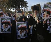Pro-government rallies in Iran after days of protest, unrest