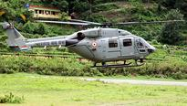 IAF Dhruv helicopter crashes in UP; 7 killed