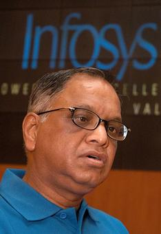 Infosys sees up to 9% sales growth in 2014-15