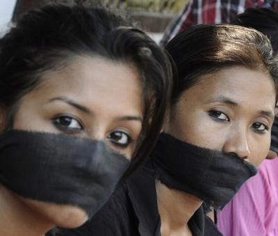 'Rape Festival' triggers protests in Assam