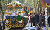 PM Narendra Modi firmly rules out privatisation of railways