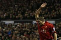 Gerrard scores twice from spot as Liverpool crush Man Utd