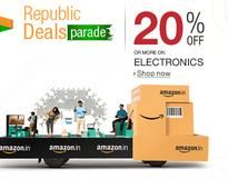 Happy Republic Day: Find the Best Deals Just For Today; Value for Money On Electronic Items