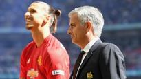 Zlatan Ibrahimovic could stay with Manchester United, says Jose Mourinho
