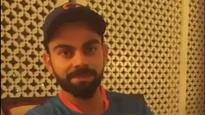 FIFA U-17 World CUP | WATCH: Virat Kohli's special message for Team India, 'Good luck boys, make us proud'