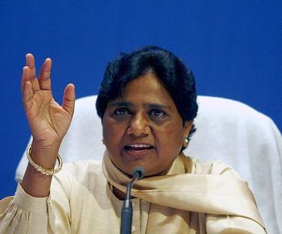 Modi becoming PM will spell doom for country: Mayawati