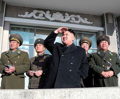 North Korea test-fires submarine-launched ballistic missile