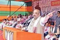 Shah flays Govt over NRC update delay