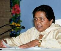 RSS unaccountable organization: Mayawati