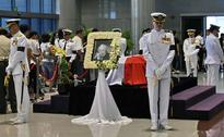 Singapore Honours Founding Leader Lee Kuan Yew With Elaborate State Funeral