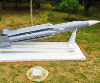 Taiwan misfires supersonic anti-ship missile towards China