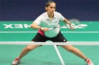 Saina finally wins after two defeats