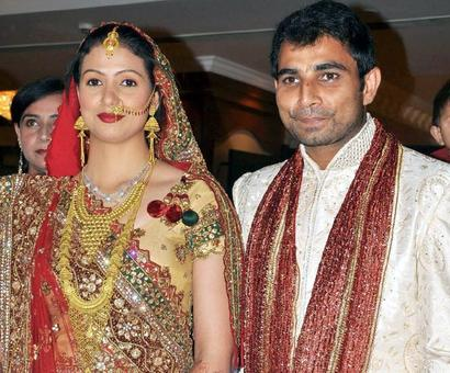 Shami's wife seeks Mamata's support