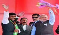 Jammu and Kashmir rejected bullet, says PM Narendra Modi