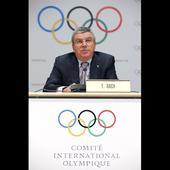 IOC chief Bach to meet PM Modi on Monday evening
