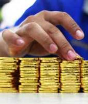 Gold down by Rs 50 on sluggish demand