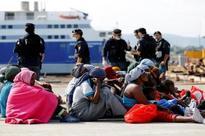 2,400 migrants rescued, 14 die, off Libya
