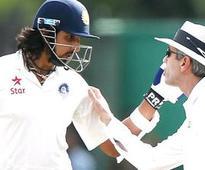 Animated Ishant Sharma gets into argument with Sri Lankan players