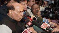 India Responding Effectively to Pakistan Firing: Rajnath