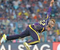 Memorable night for Knight Riders