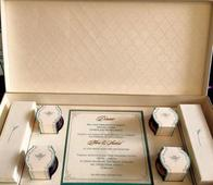 Exclusive: Details of Shahid's Wedding Card, Designed by Ravish Kapoor
