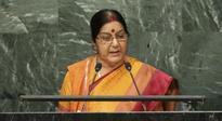 Sushma names and shames Pak at UN