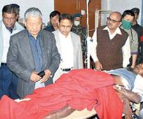 Act of terrorism, says Dy CM