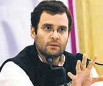 BJP, Shiv Sena in politics of bullying: Rahul Gandhi
