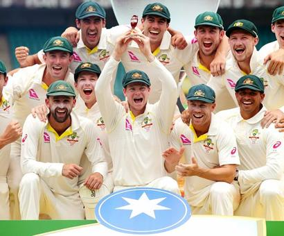 PHOTOS: Australia romp to victory and 4-0 Ashes triumph