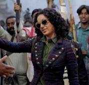 Kangana Ranaut is the heroine, hero and supporting actor of Revolver Rani.