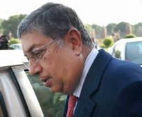 ED records Srinivasan's statement in case against Lalit Modi