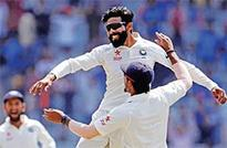 Oz survive battle of nerves, third Test ends in draw