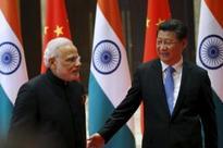 India closes gap with China