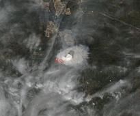 Fort McMurray wildfire in Alberta Canada deemed extreme
