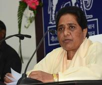 Will not oppose insurance bill if suggestions accepted: Mayawati