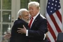 Trump imitates PM Modi