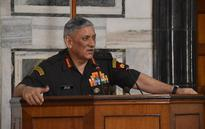 Surgical strike a message to Pakistan, more if necessary: Army Chief Bipin Rawat
