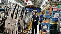 Industrial production growth at nine-month high of 4.3% in August