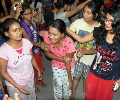 Simple case of eve teasing: BHU VC