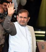 'No proof, no case': Poll panel returns Sharad Yadav plea for JD (U) symbol