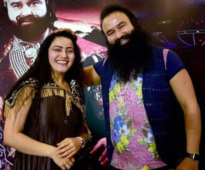 Can't a father keep his hands on his daughter?: Honeypreet