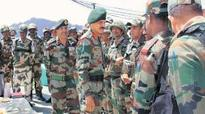 Stop violence, need to involve all: Army chief in Srinagar