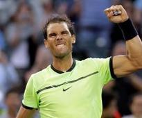 Miami Open: Nadal advances to third round