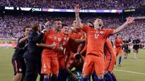 Messi misses crucial penalty as Chile stun Argentina to lift Copa America