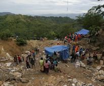 Rescuers Close In on Three Trapped Honduran Miners, Eight Missing