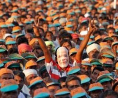 Big stars line up for Modi's New York speech