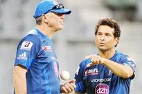 Sachin unlikely to play in final: Wright