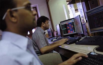 Sensex rallies 100 points, Nifty holds above 8,150